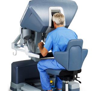 da Vinci Robotik Cerrahi Sistemi