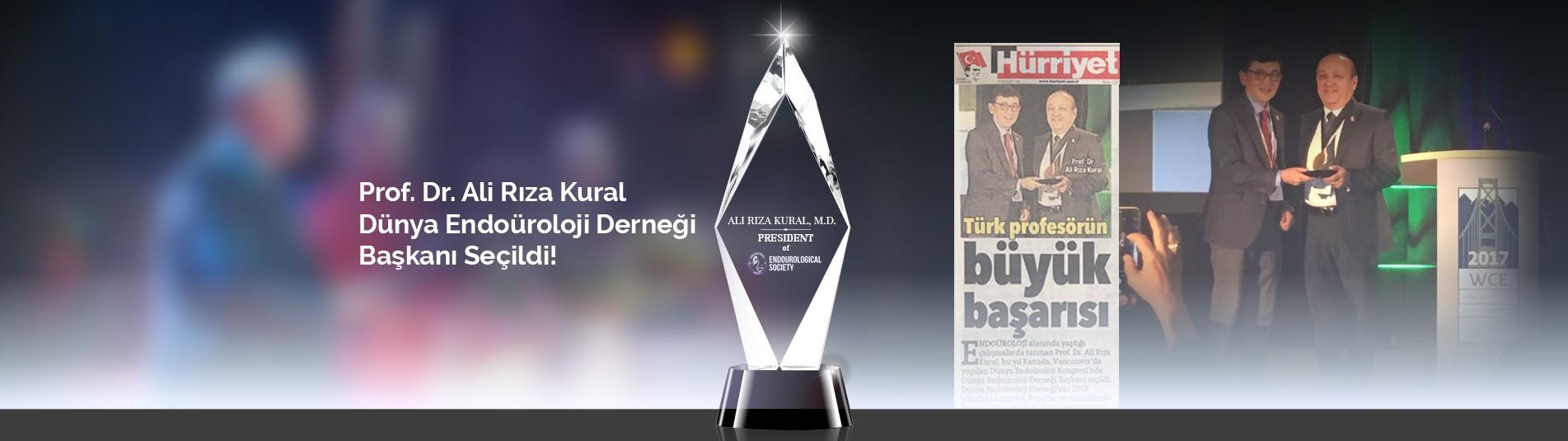Prof. Dr. Ali Rıza Kural